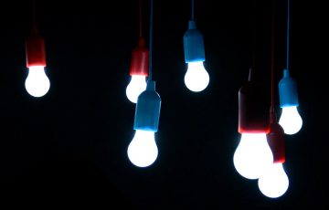 Led sijalice, slika: https://pixabay.com